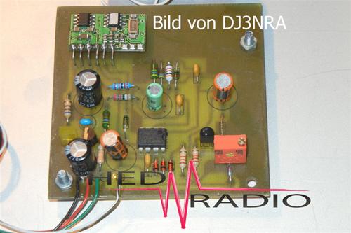 Einbau CTCSS-Encoder Relais DM0SC