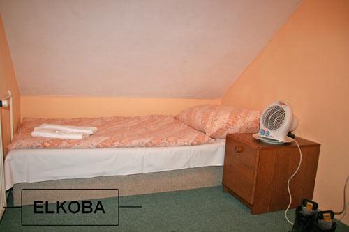 Schlafzimmerheizung mit Heizlüfter