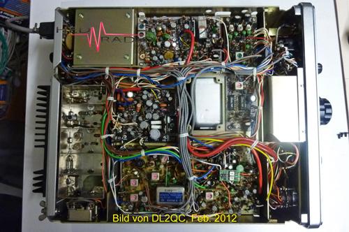CTCSS im KENWOOD TS-700