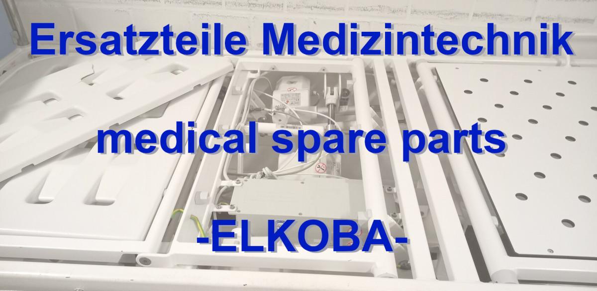 Med. Ersatzteile