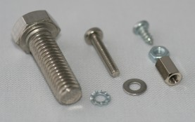 Screws, nuts and bolts