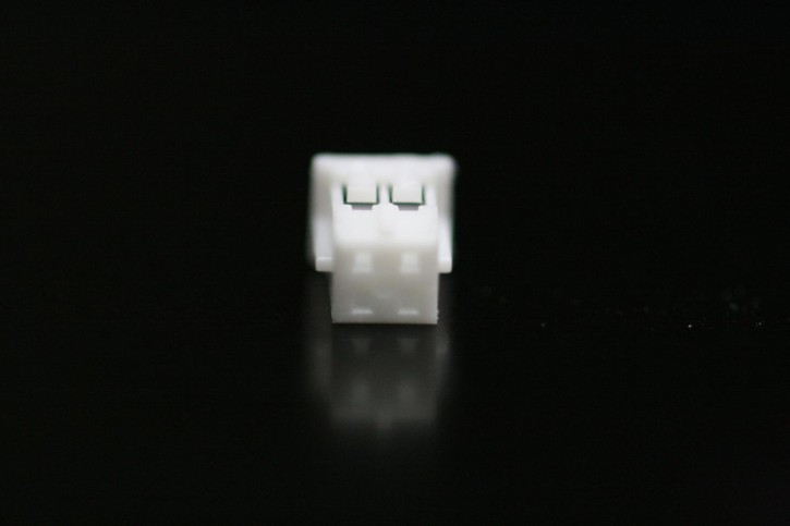 100 x Buchsengehäuse 4pol 2mm passend für viele MeanWell-Netzteile