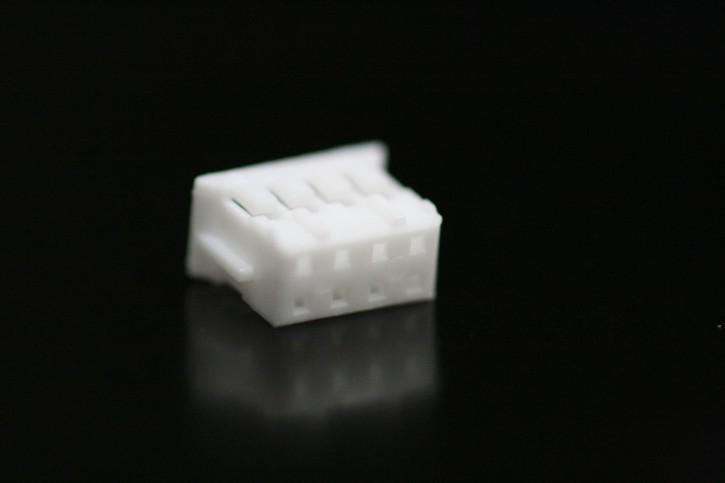 100 x Crimpsteckergehäuse 8pol 2mm passend für viele MeanWell-Netzteile
