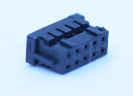 50 x Crimpsteckergehäuse 10pol 2mm passend für viele MeanWell-Netzteile