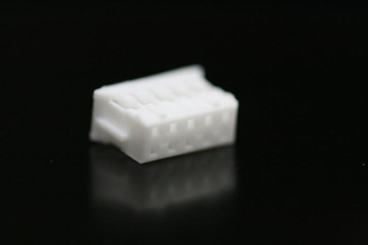 100 x Crimpsteckergehäuse 10pol 2mm passend für viele MeanWell-Netzteile