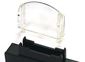 10 x Kappe für Artikel 14C9106, transparent