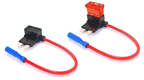 Sicherungshalter für KFZ-Sicherung normale Größe Circuit+ 2P