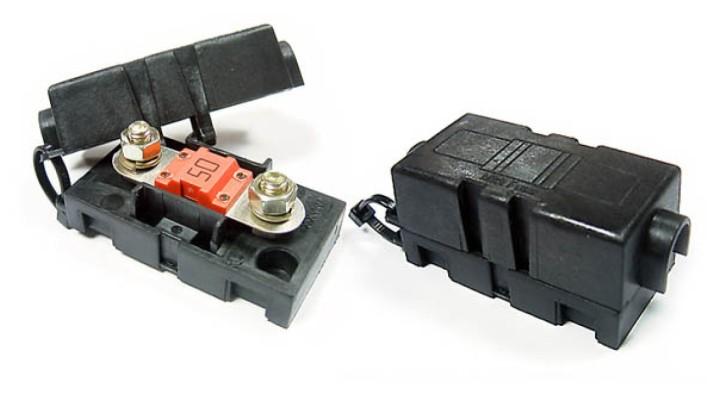 Sicherungshalter für MDP midiOTO, 58V, M5