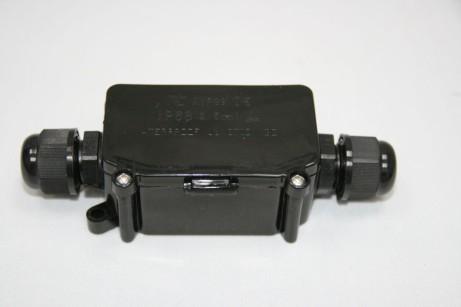 Wasserfeste Kabelverbinderdose 3-pol 0,5mm2 bis 2,5mm2