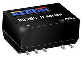 RECOM R0.25S-0505 DC-Wandler 5V / A