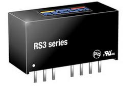 RECOM RS3-2412D DC-Wandler -12V / 12V / 0,125A