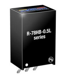 RECOM R-78HB12-0.5L DC-Wandler 12V / 0,5A