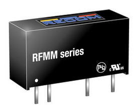 RECOM RFMM-0505S DC-Wandler 5V / 0,2A