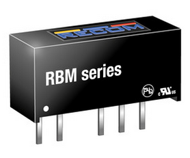 RECOM RBM-0505D DC-Wandler -5V / 5V / A