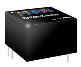 AC/DC SNT 5W 3,3V 0,21A 4kV Litze
