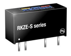 RECOM RKZE-1212S DC-Wandler 12V / 0,167A