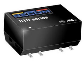 RECOM R1D-0515 DC-Wandler -15V / 15V / 0,033A