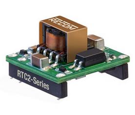 RECOM RTC2-2405SRW DC-Wandler 5V / 0,4A