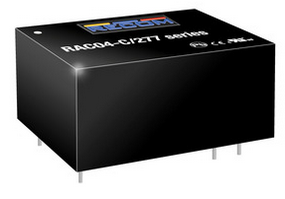 RECOM RAC04-24SC/277 Einbaunetzteil 24V / 0,167A