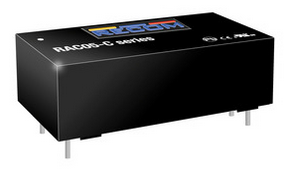 RECOM RAC05-24SC Einbaunetzteil 24V / 0,21A