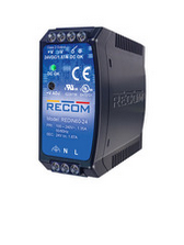 RECOM REDIN60-24 Hutschienen-Netzteil 24V / 2,5A