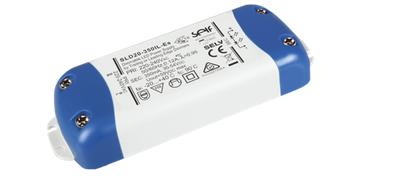100 x LED-Netzteil Konstantstrom 350mA 20W Typ SLD20-350ISA-E