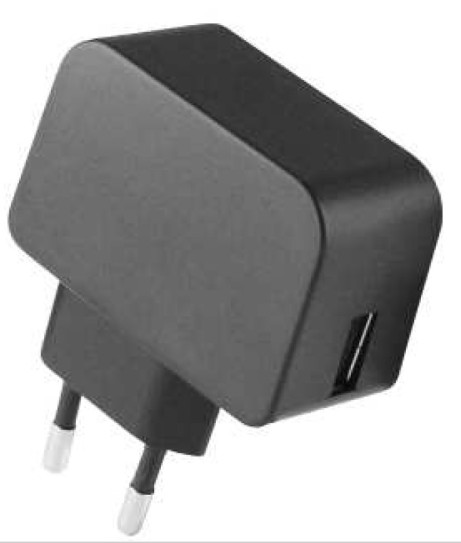 5V 2,4A USB-Netzteil mit USB A-Buchse