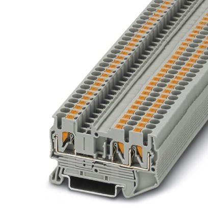 Reihenklemme Durchgang PT 2.5 TWIN Phoenix Contact 0,14mm2 bis 2,5mm2