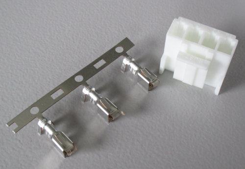 AC-Anschluss-Kit für MeanWell USP-Serie-150, -225, -350