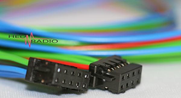 Kabelsatz 8pol und 10pol je 30cm zu RSP-2400 und RSP-3000