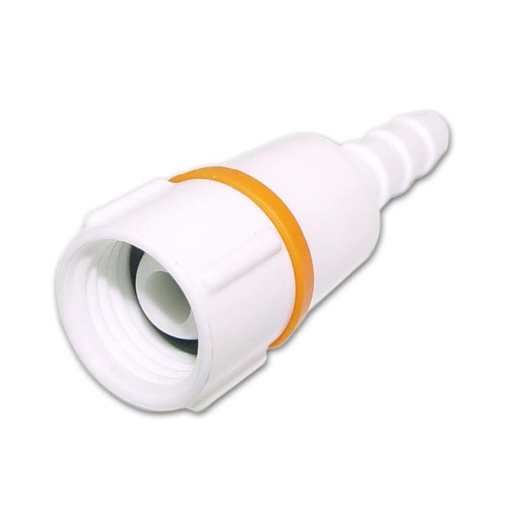 FireSafe Nozzle Tülle Anschlusstülle mit Rückschlagventil