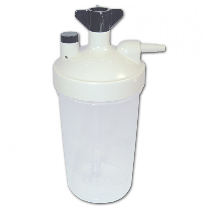 Salter Labs Perlanfeuchter Atemgasbefeuchter High Flow,350 ml befüllbar