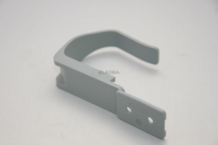 Völker Pflegebett Handschalterhaken Handbedienteil längs grau