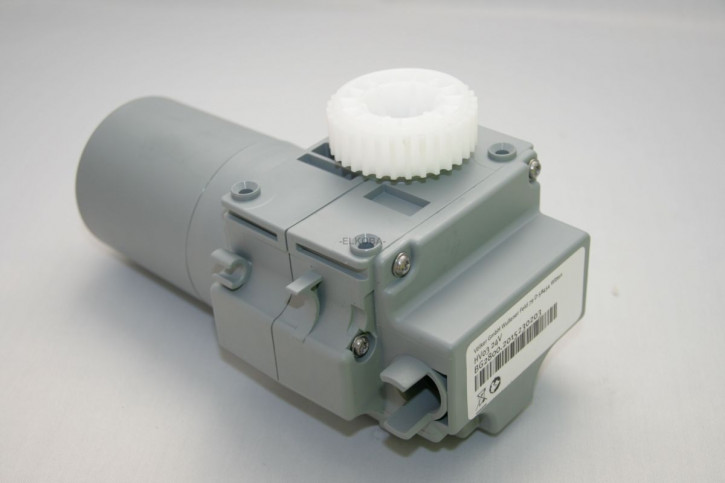 Völker Hauptmotor 24V Gesamthöhenverstellung für Pflegebett 2080, 3080 und 960 mit Riemen, HV01 zu OKIN-Motor