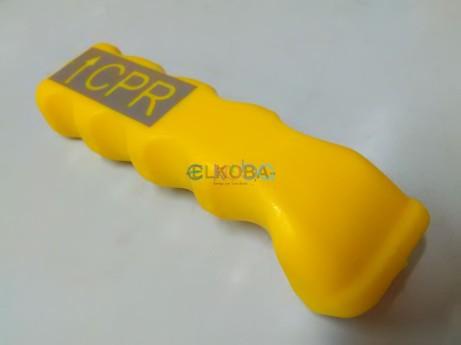 Völker CPR Griff aufsteckbar, alte Version rot, jetzt in gelb, LINKS