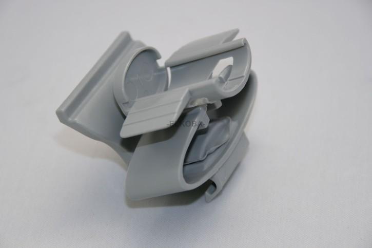 Völker S960, 3080, u.a. Federelement mit Rastung (Dämpfer) für Stege Trägerprofil