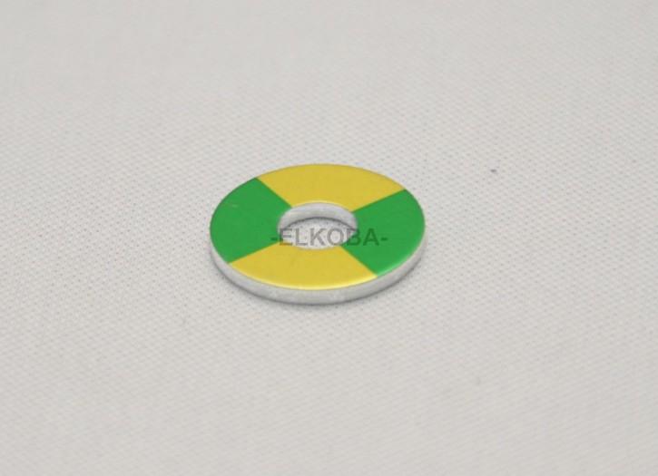 Völker S960 Farbmarkierungsscheibe POAG, Erdungspin