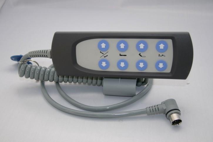 Völker S960 Personaltastatur S960-2 für Okimat 480, alte Nr E2103 neue Nr E2140-02