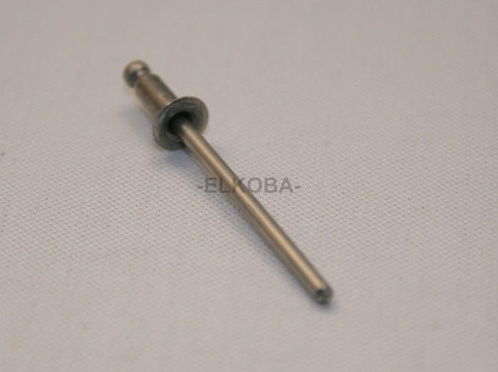 Stiegelmeyer Puro Blind-Niet 3,2x8,5 Nickel