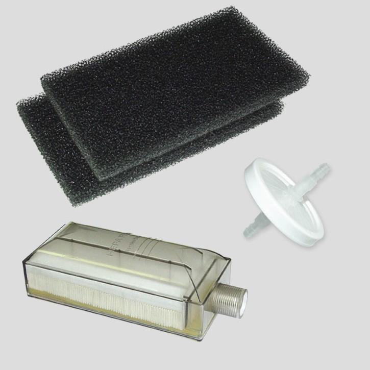 Filterset Sauerstoffkonzentrator kompatibel Invacare Perfect O2