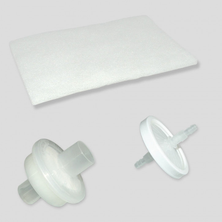 Filterset Sauerstoffkonzentrator kompatibel Kröber O2