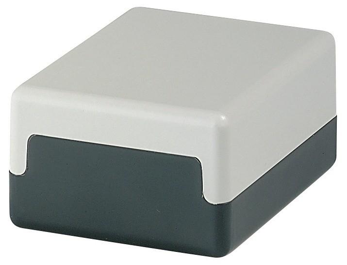 Bopla Polystyrol-Gehäuse geschlossen, 150x80x55mm E-440