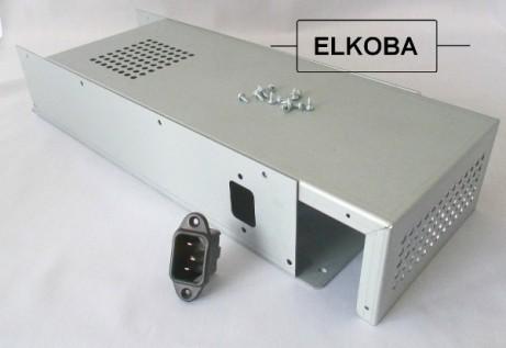 Netzteil-Gehäuse für MeanWell SP-150, SP-200, SP-32