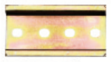 ABB Gerätetragschiene Hutschiene DSW4 EN 60715 35x7,5 Länge 70mm