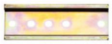 ABB Gerätetragschiene Hutschiene DSW6 EN 60715 35x7,5 Länge 105mm