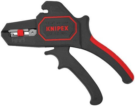 Abisolierzange von 0,2 bis 6,0mm² Knipex 12 62 180