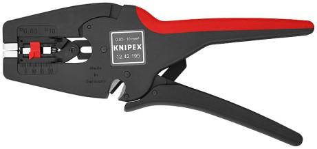 Abisolierzange 0,03 bis 10mm² Knipex 12 42 195