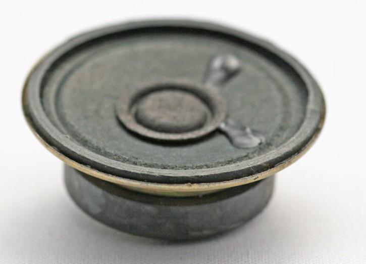 Kleinlautsprecher 0,5W 8 Ohm Durchmesser 66mm