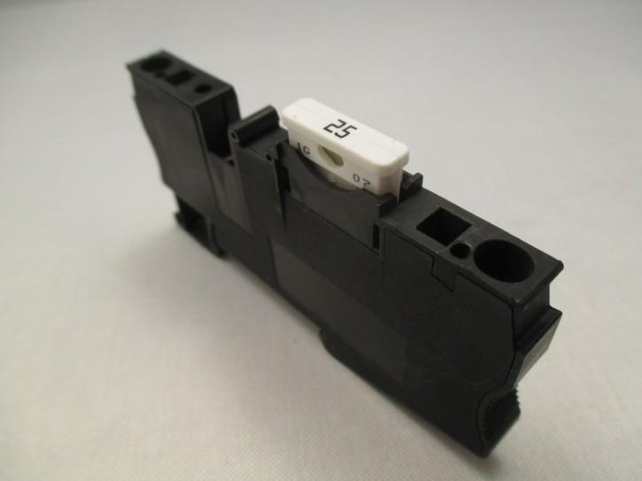 Phönix Contact ST4-FSI/C Reihenklemme mit KFZ-Sicherungshalter max. 300V 30A 4mm²
