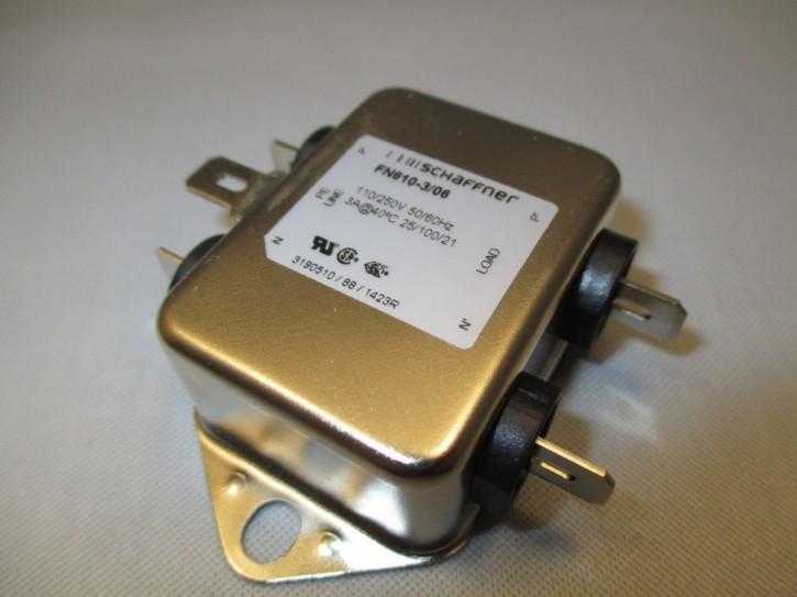 EMI-Filter Schaffner FN610-3-06